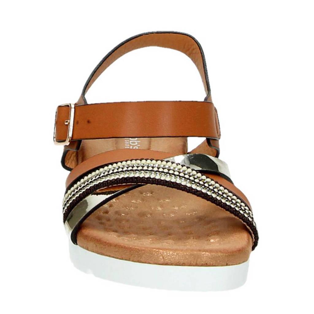 Wonderlijk Hobb's sandalen met kralen | wehkamp GB-82