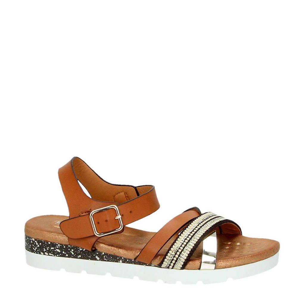 Super Hobb's sandalen met kralen | wehkamp QU-24