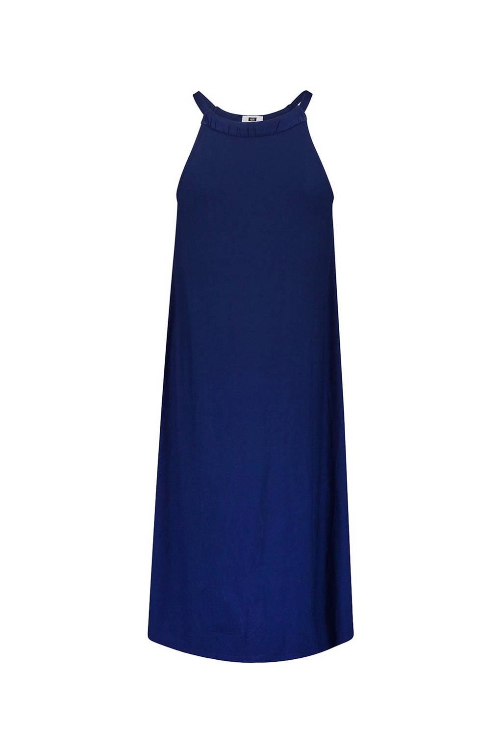 WE Fashion jurk donkerblauw, Donkerblauw