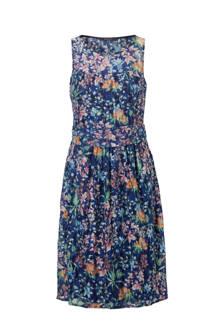 Women Collection jurk met kant en bloemen