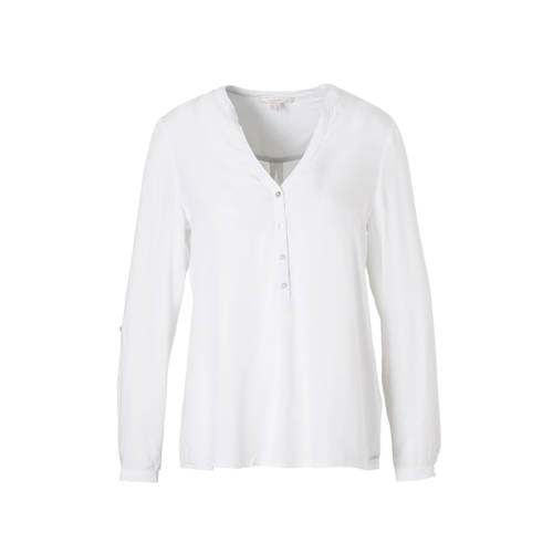 ESPRIT Women Casual top wit
