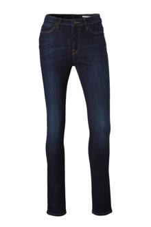 edc Women cropped high waisted skinny fit jeans