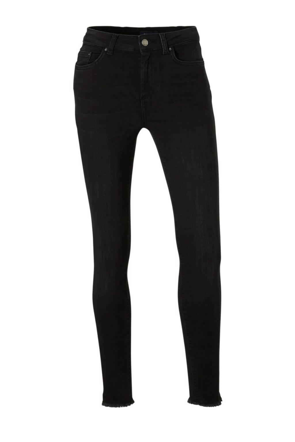 ESPRIT Women Casual straight fit jeans, Zwart