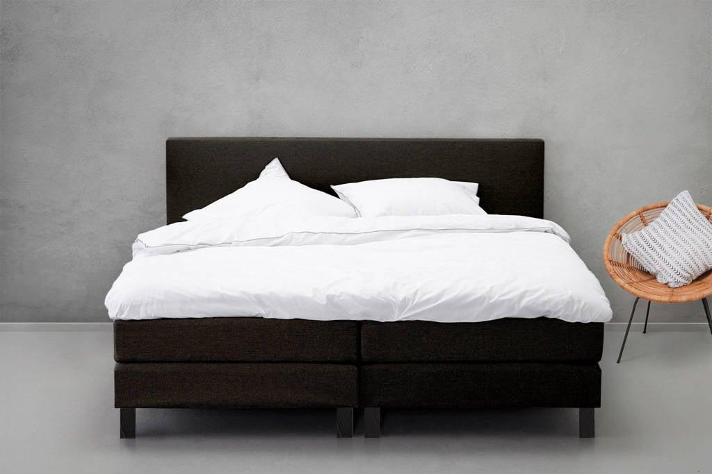 Beter Bed complete boxspring Salerno (140x200 cm), Zwart