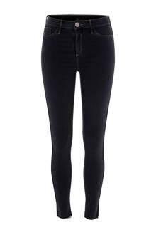 skinny jeans Molly met zijstreep