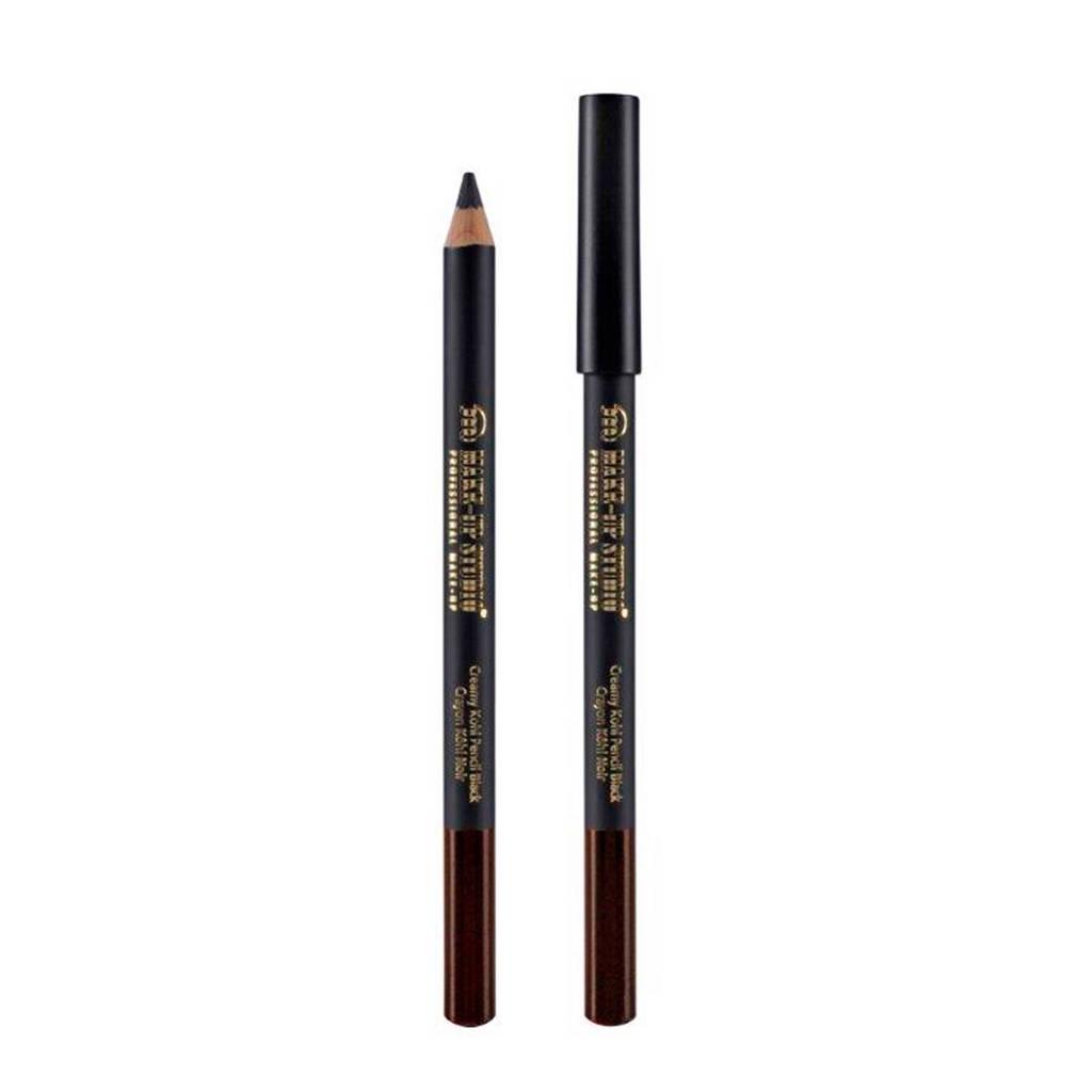 Make-up Studio Pencil Creamy Kohl oogpotlood - bruin, 2 Brown