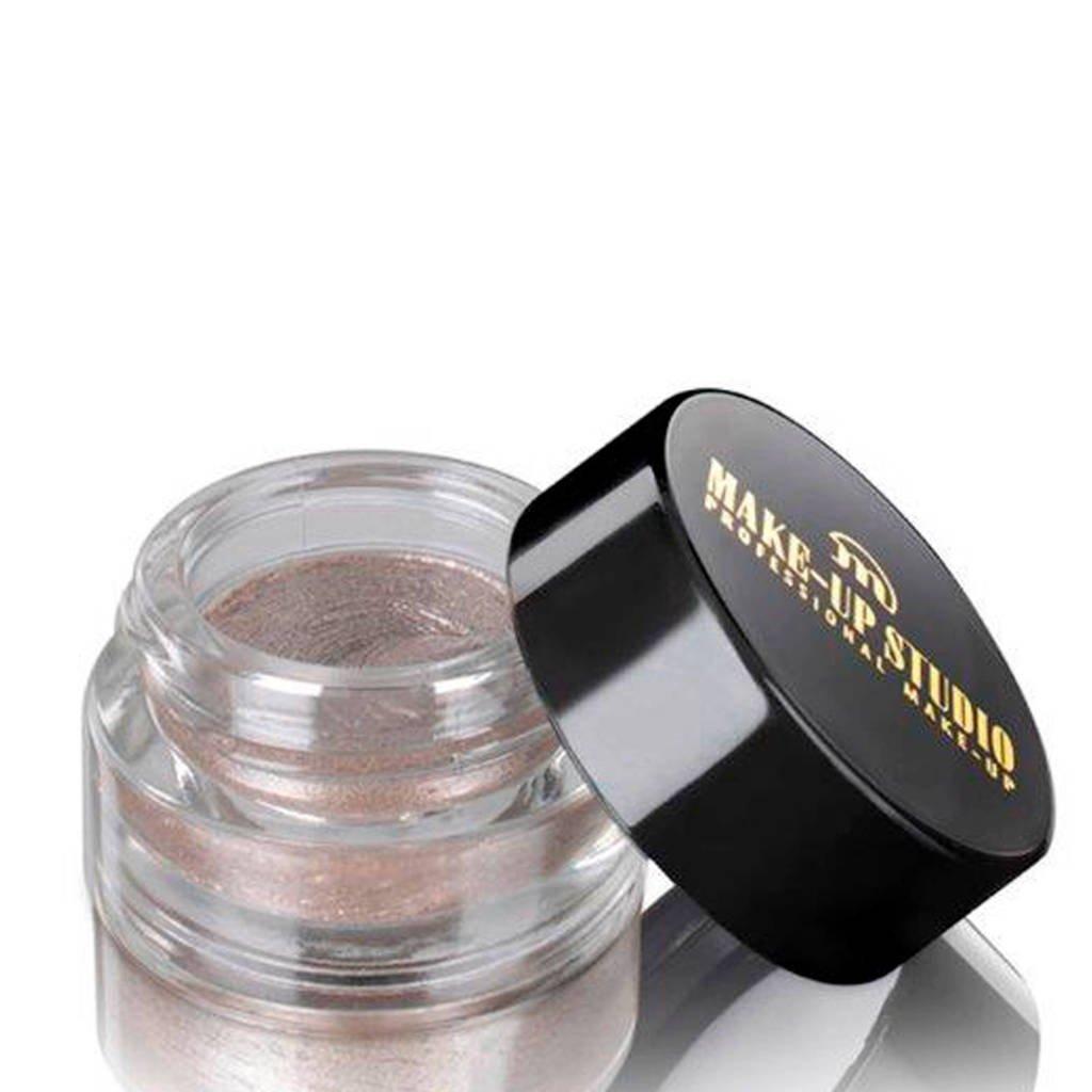 Make-up Studio Durable Eyeshadow Mousse oogschaduw - Seductive Silver, SS Seductive Silver