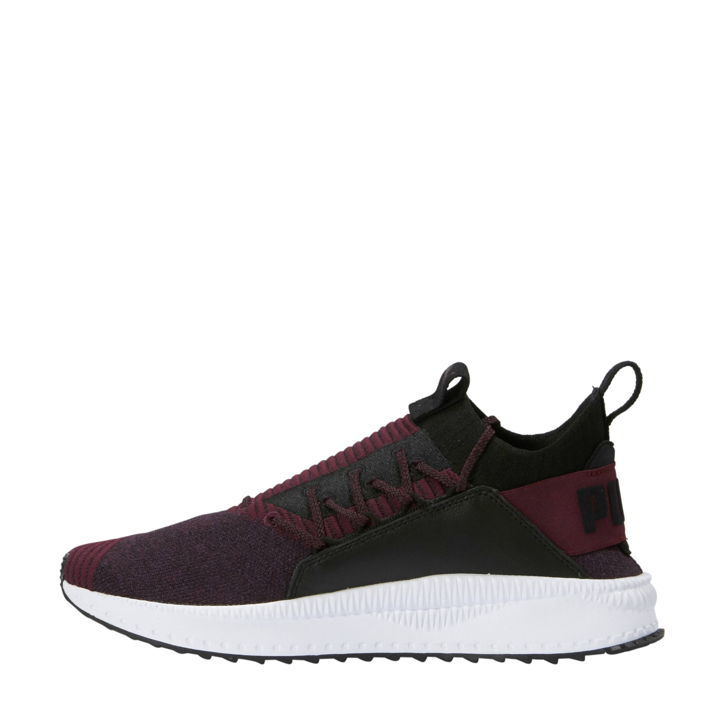 ee57aa4869de96 Puma Evolution TSUGI Jun Sport Stripes sneakers bordeauxrood
