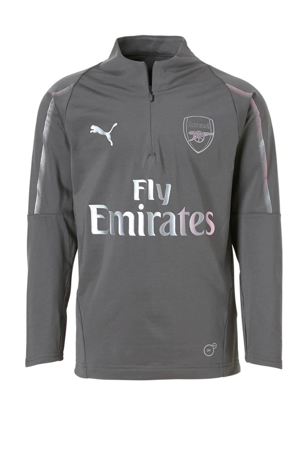Puma Junior Arsenal FC voetbalshirt, Grijs