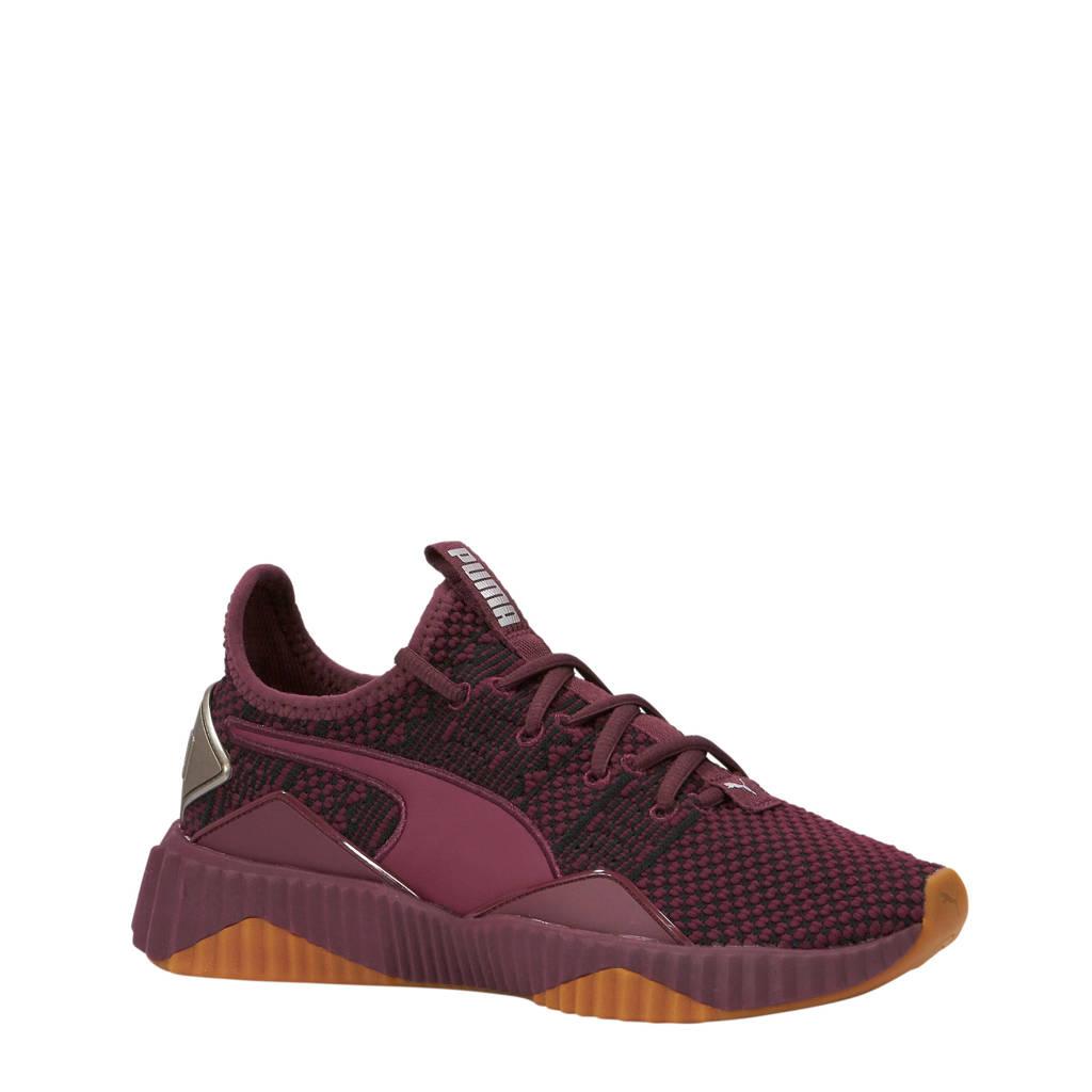Sneakers Luxe Bordeauxrood Puma Defy Puma Defy qqaSI