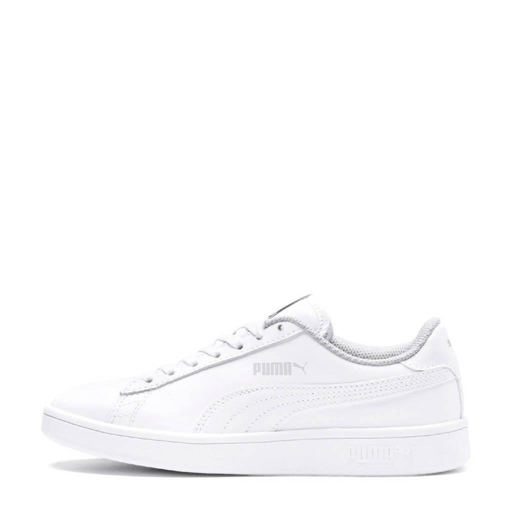Puma  Smash V2 L sneakers wit, Wit