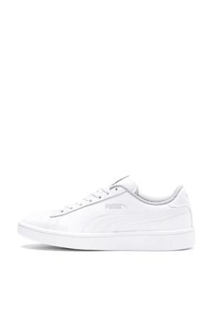 Smash V2 L sneakers wit