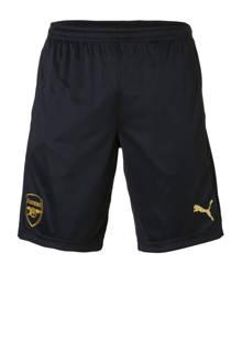 Senior Arsenal FC voetbalshort zwart