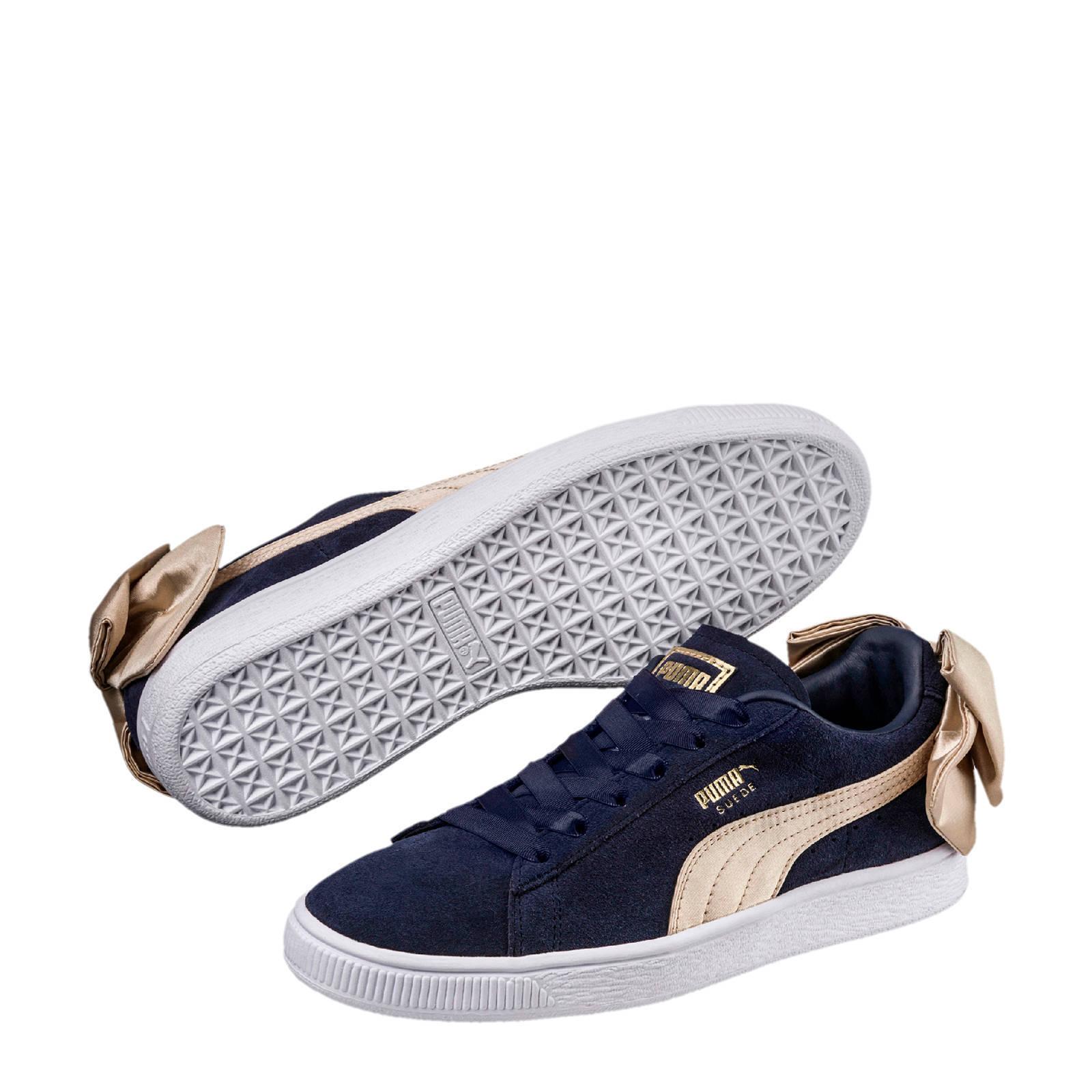 Puma sneakers Suede Bow Varsity | wehkamp