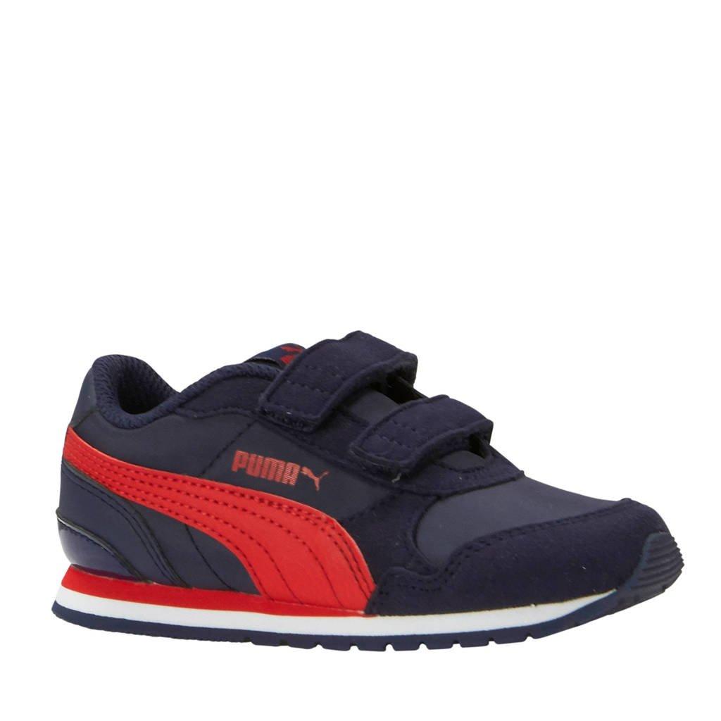 73ce9d3aeeb Puma ST Runner v2 NL V Inf sneakers blauw, Blauw/rood