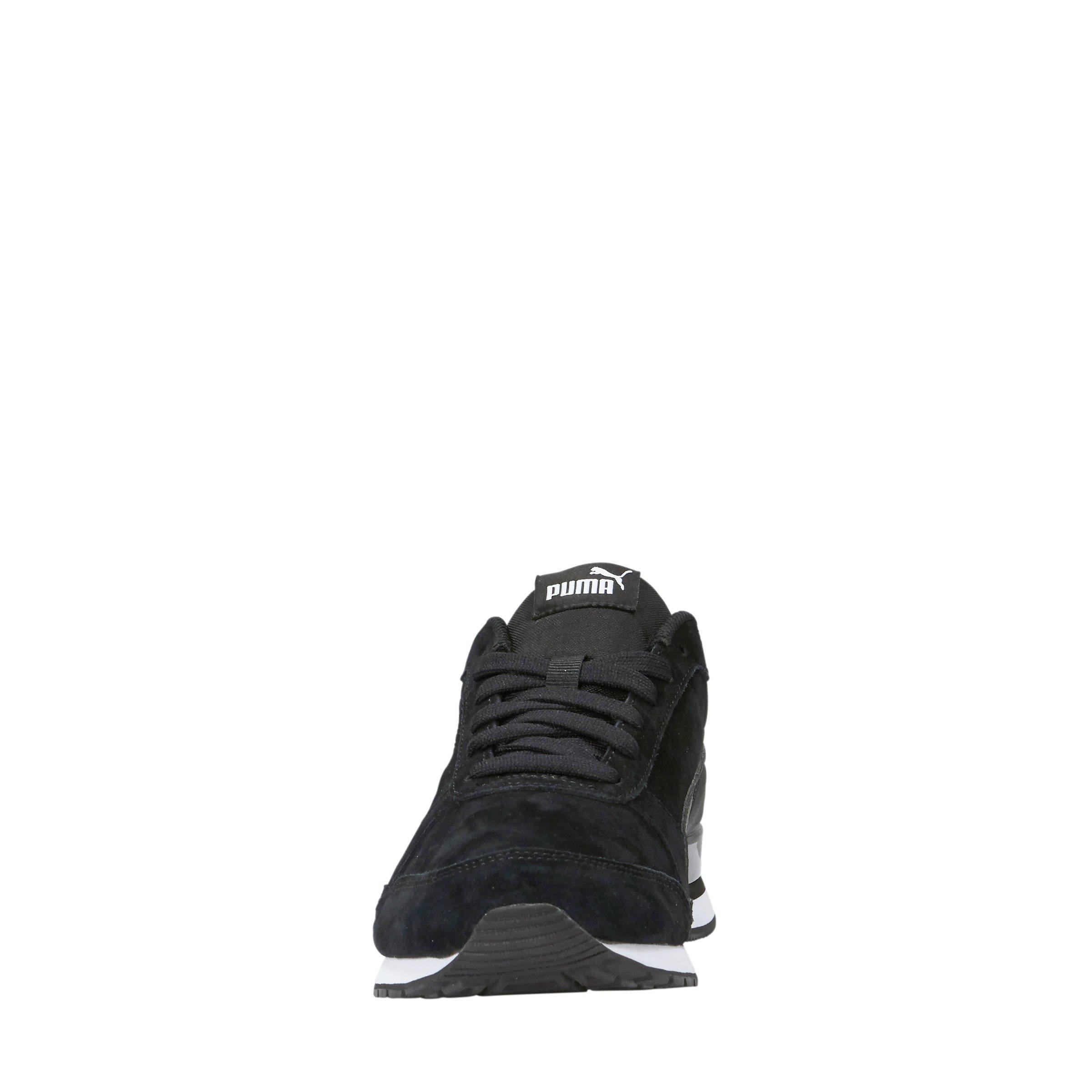 Puma ST Runner V2 SD sneakers zwart | wehkamp