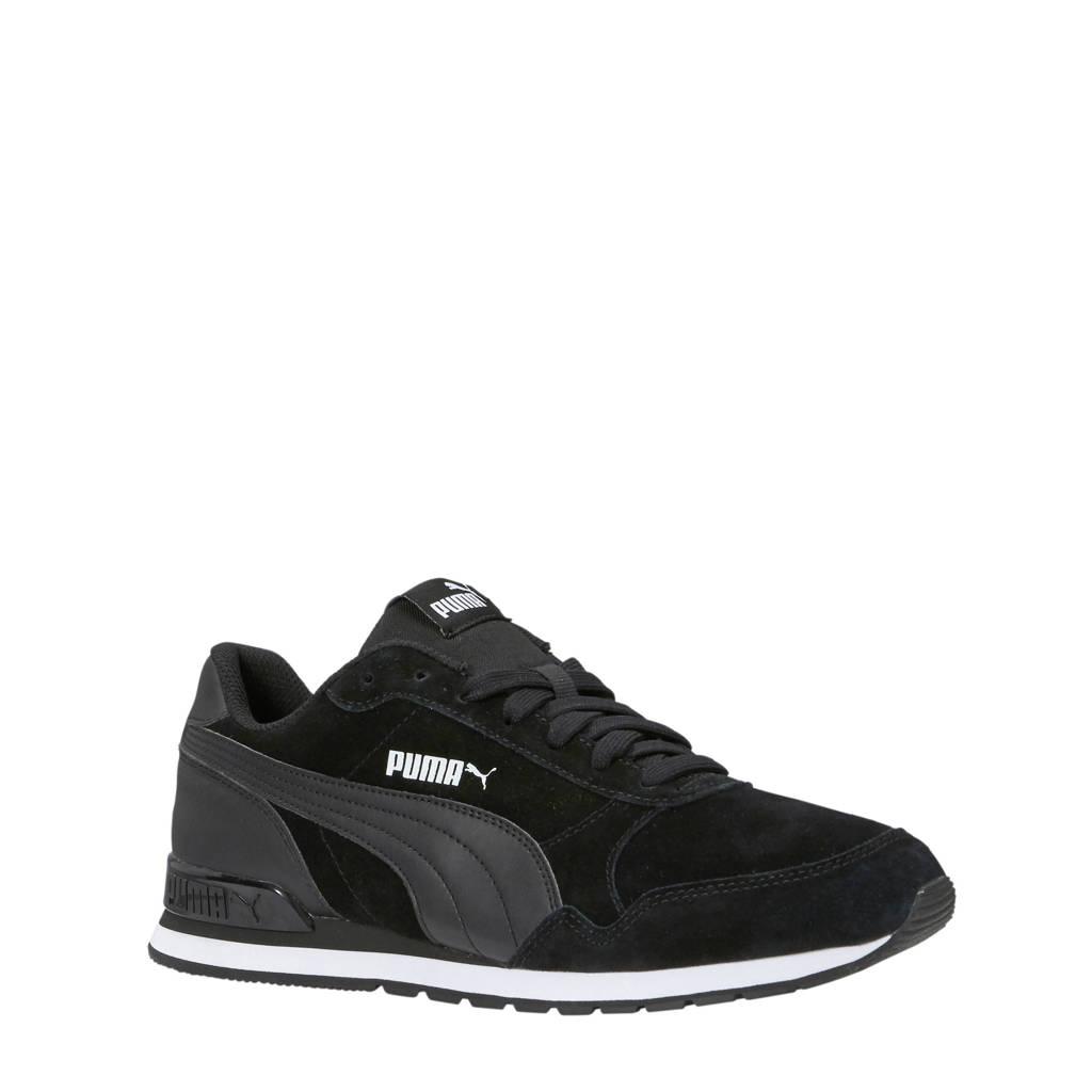 Puma   ST Runner V2 SD sneakers zwart, Zwart