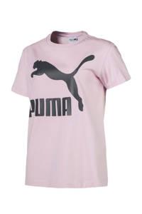 Puma / T-shirt lila