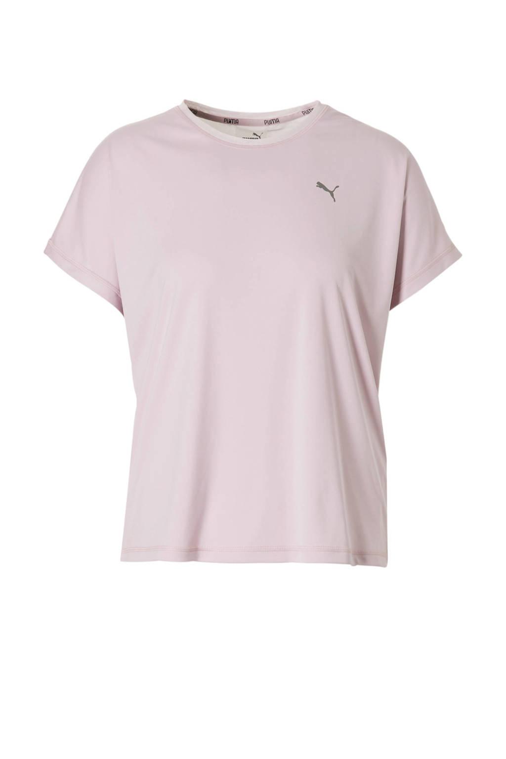 Puma sport T-shirt roze, Roze