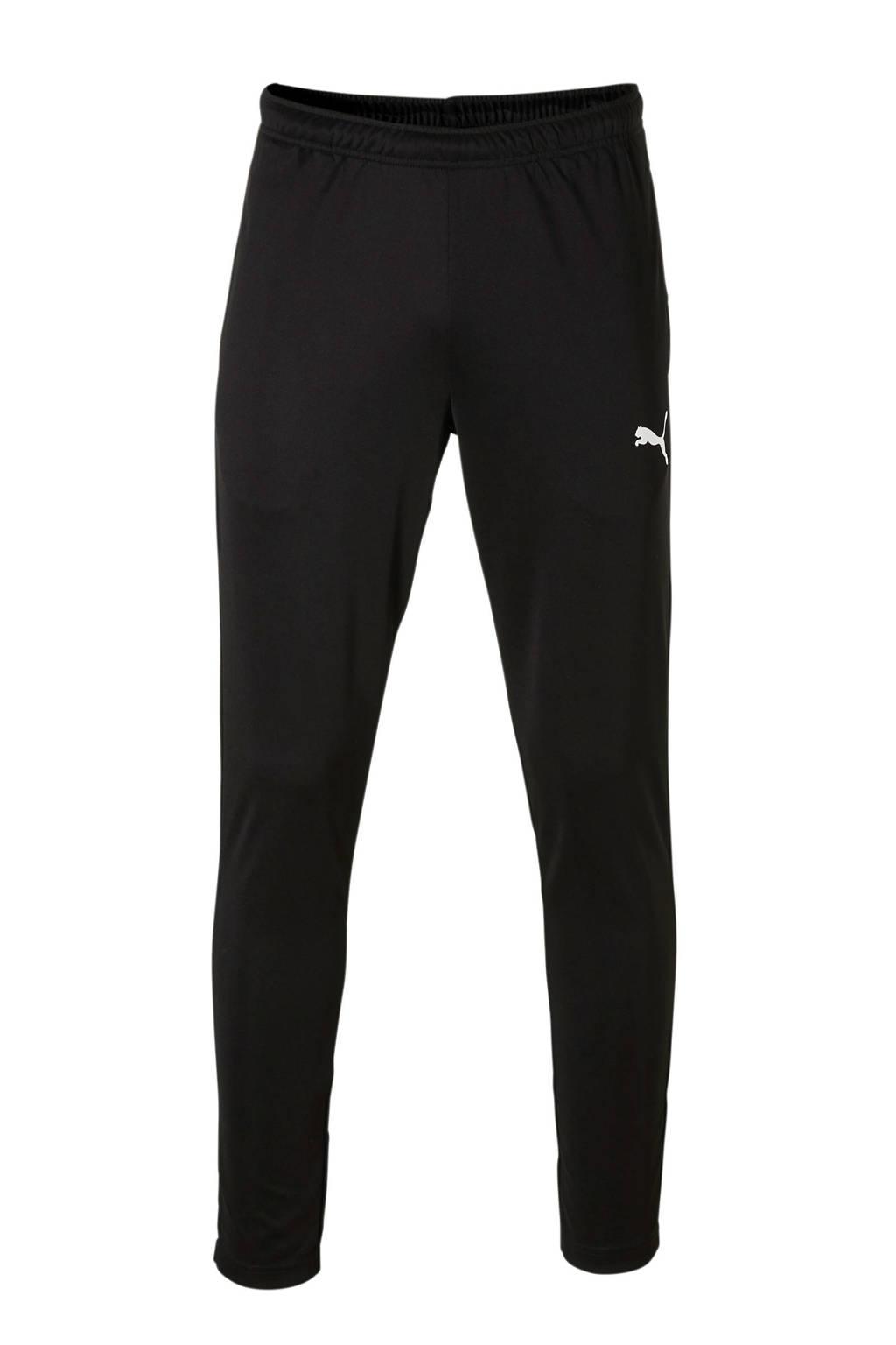 Puma   trainingsbroek zwart, Zwart