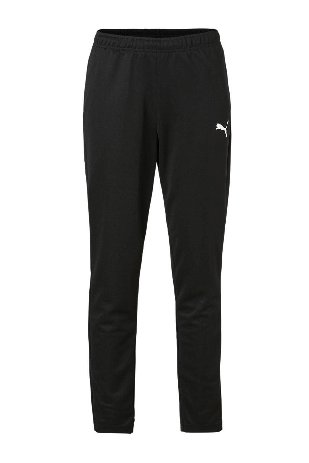 Puma   sportbroek zwart, Zwart