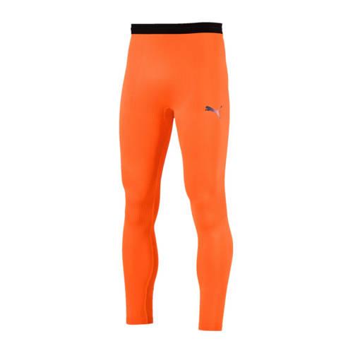 7-8 sportbroek oranje