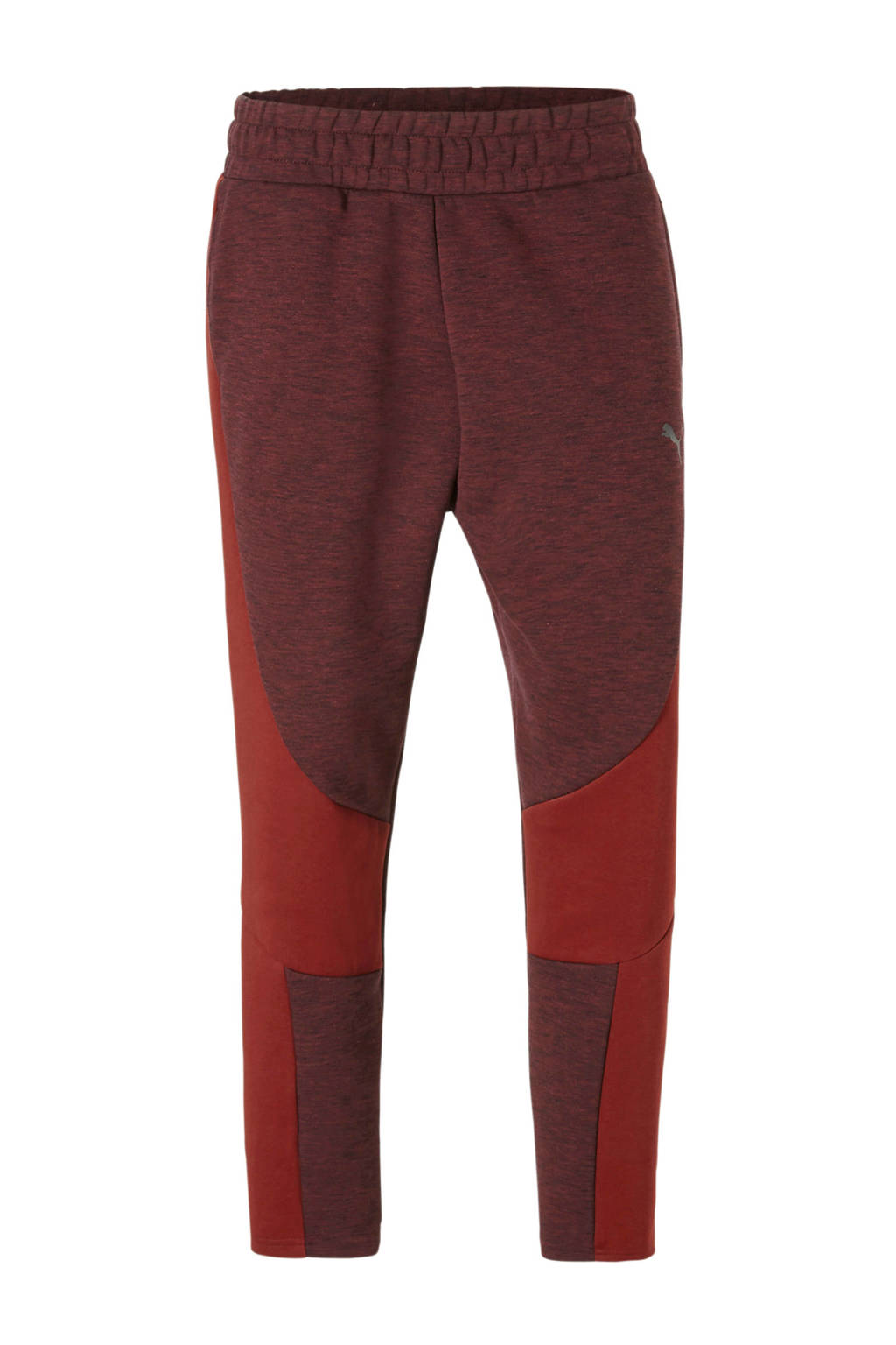 Puma 7/8 joggingbroek donkerrood, Donkerrood