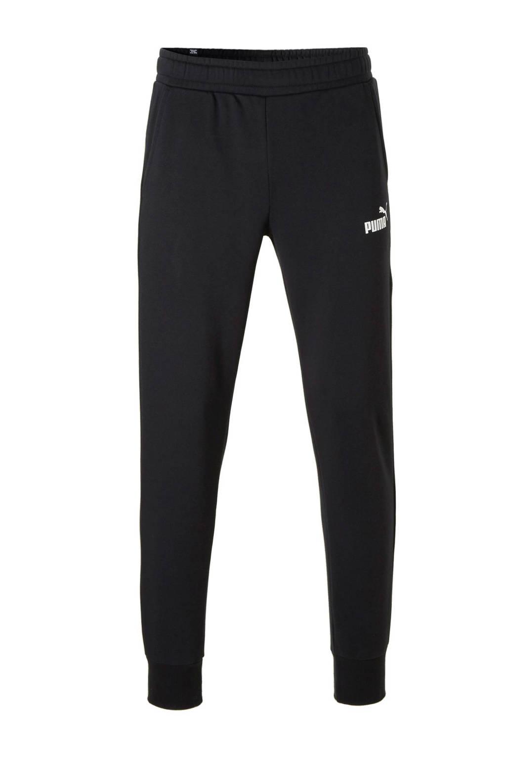 Puma 7/8 joggingbroek, Zwart/wit