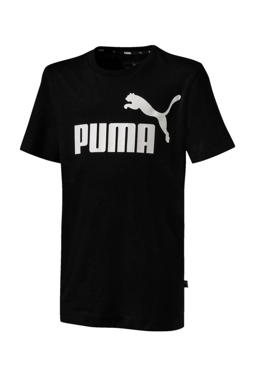 Puma sport T-shirt, Zwart