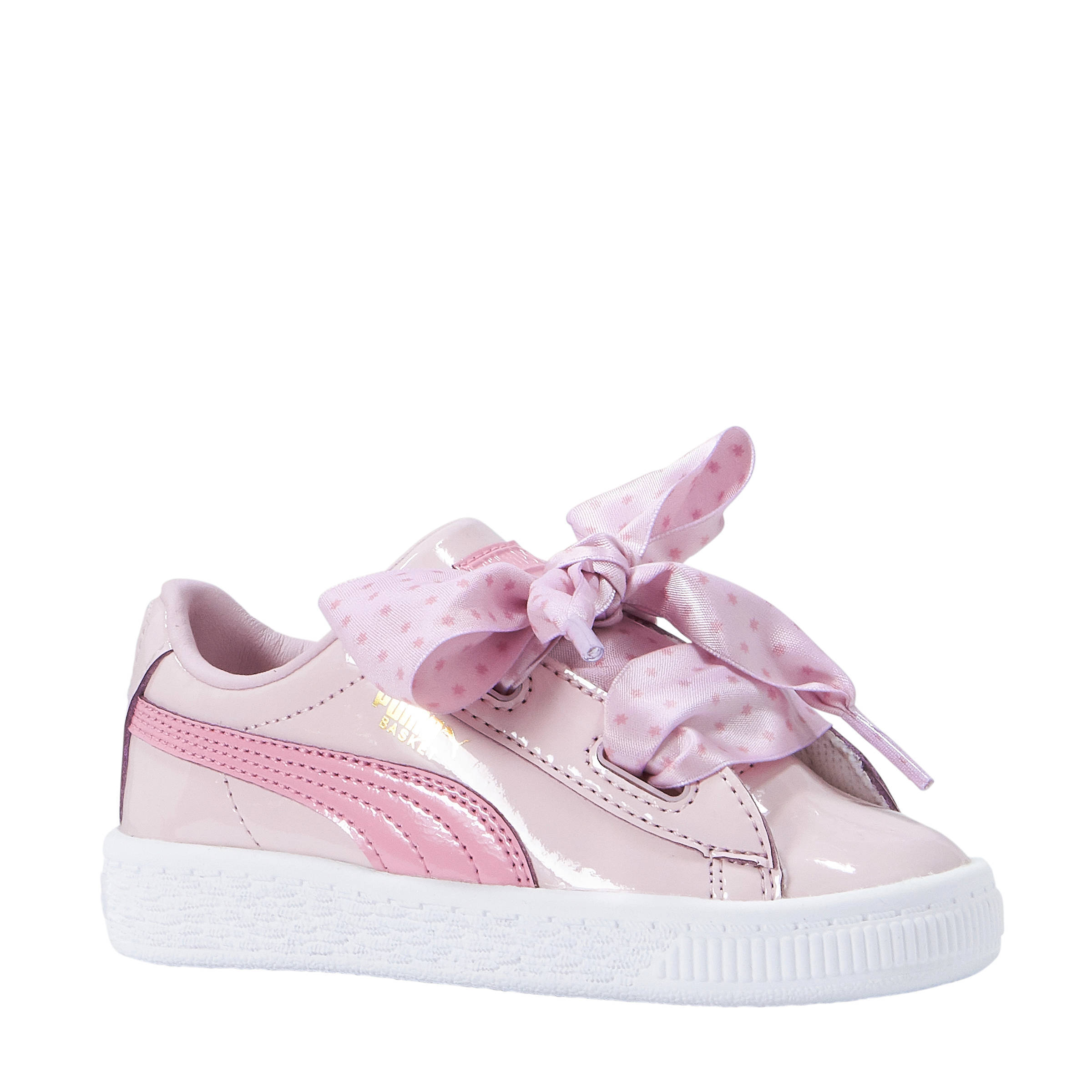 separation shoes 4da8c ace79 Basket Puma Inf Wehkamp Lila Heart Sneakers Stars Owpgwqn4 r