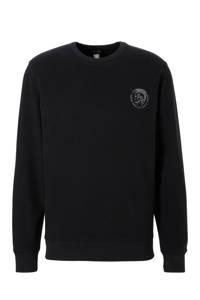 Diesel sweater zwart, Zwart