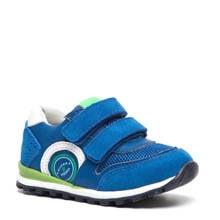 TwoDay leren sneakers met suède