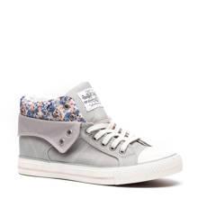 sneakers met bloemen