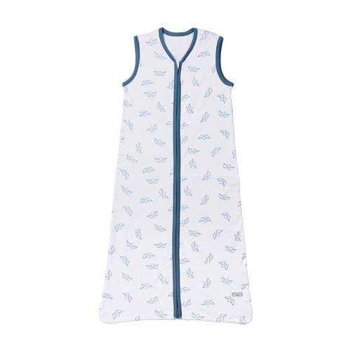 Meyco Boat baby slaapzak zomer 110 cm wit/jeans kopen