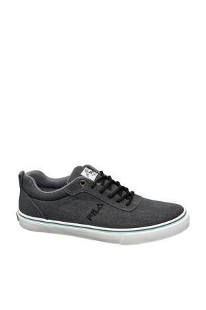 sneakers antraciet/zwart