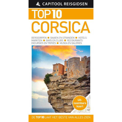 Capitool Reisgidsen Top 10: Corsica - Capitool kopen