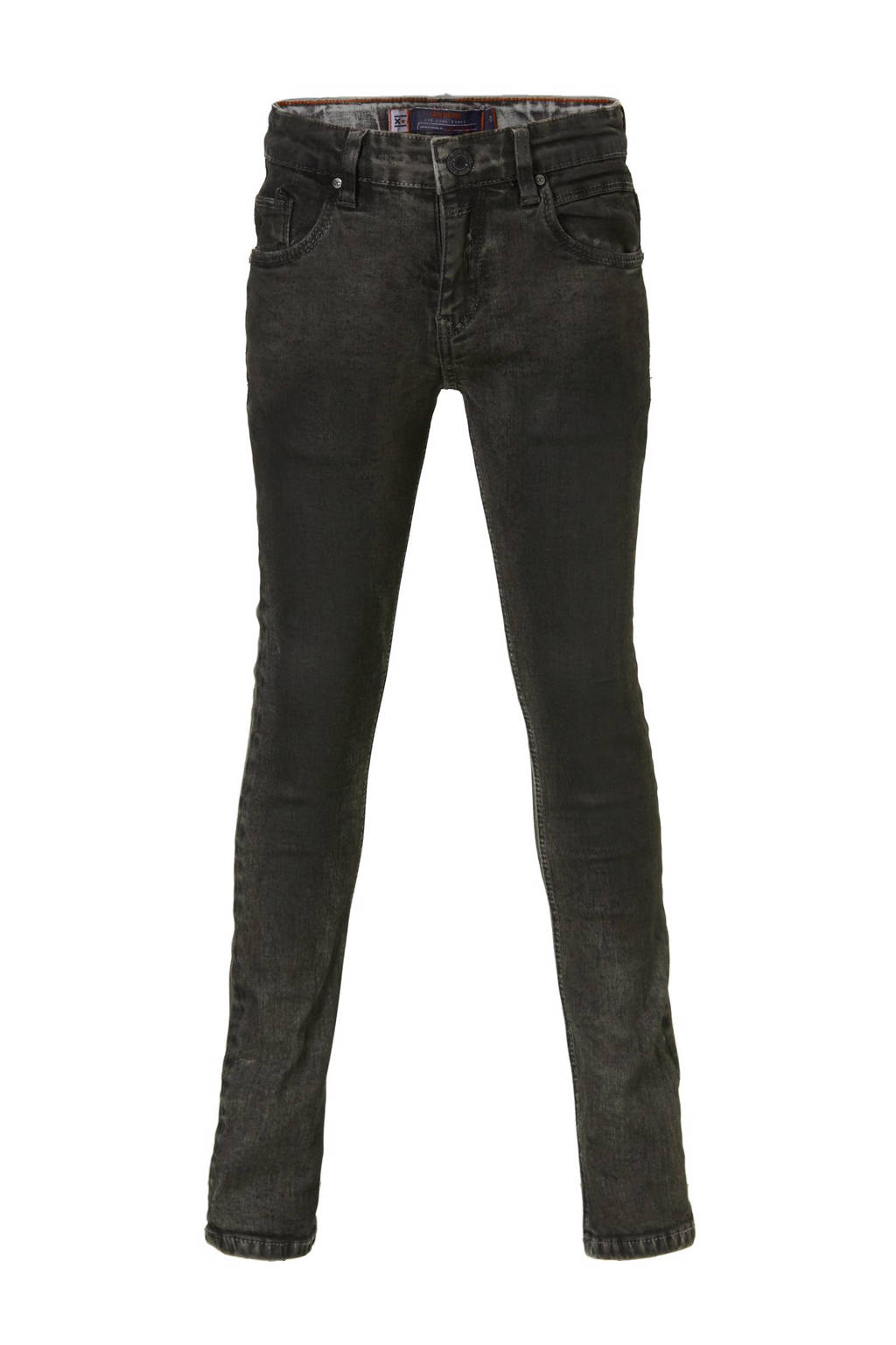 Blue Rebel Cave skinny fit jeans, Grey Wash