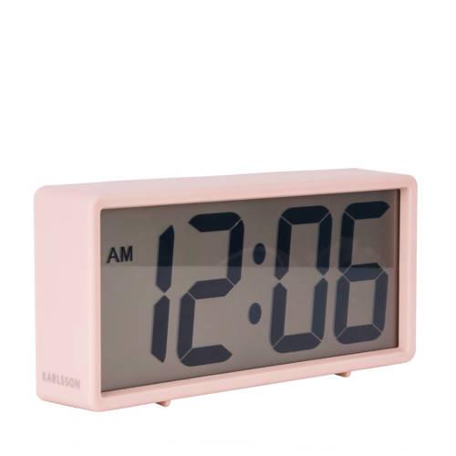 Karlsson Klokken alarmklok Coy (18.5x8.5 cm) kopen
