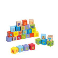 alfabet blokken 30 stuks
