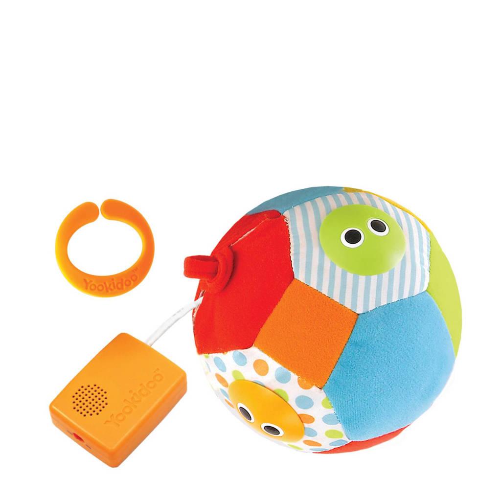 Yookidoo Lights 'n Music licht en muziek speelbal interactieve knuffel