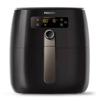 HD9741/10 Avance Collection Airfryer compact (digitaal)