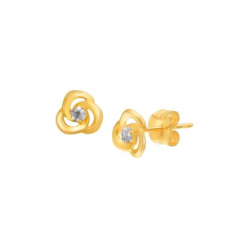 gouden oorstekers 4018882