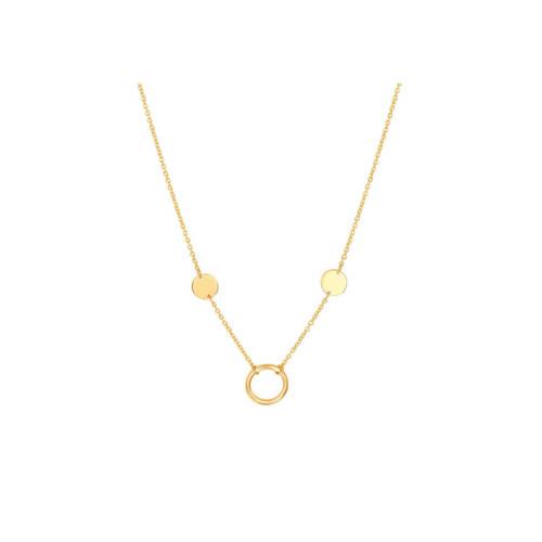 Selected Jewels gouden ketting - 4019377 kopen