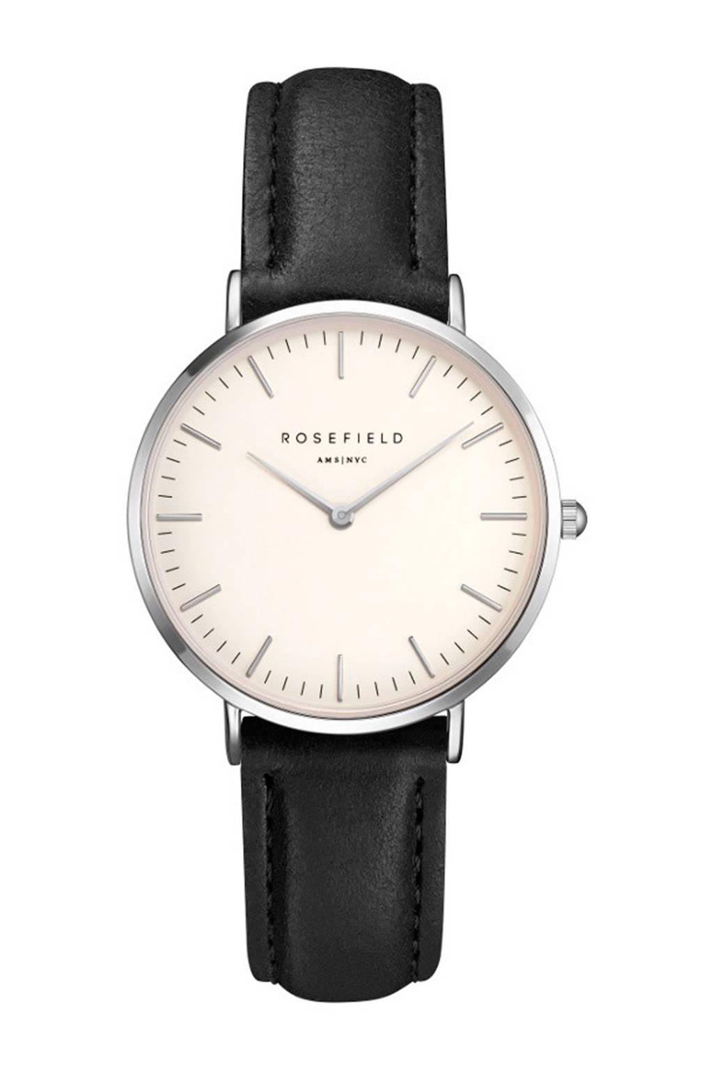 Rosefield horloge - BWBLS-B2, Zwart