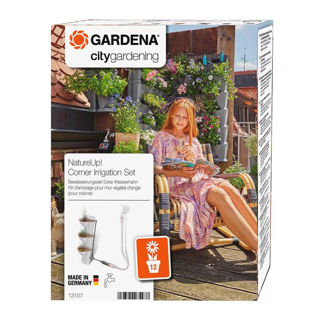 Gardena bewatering set hoek