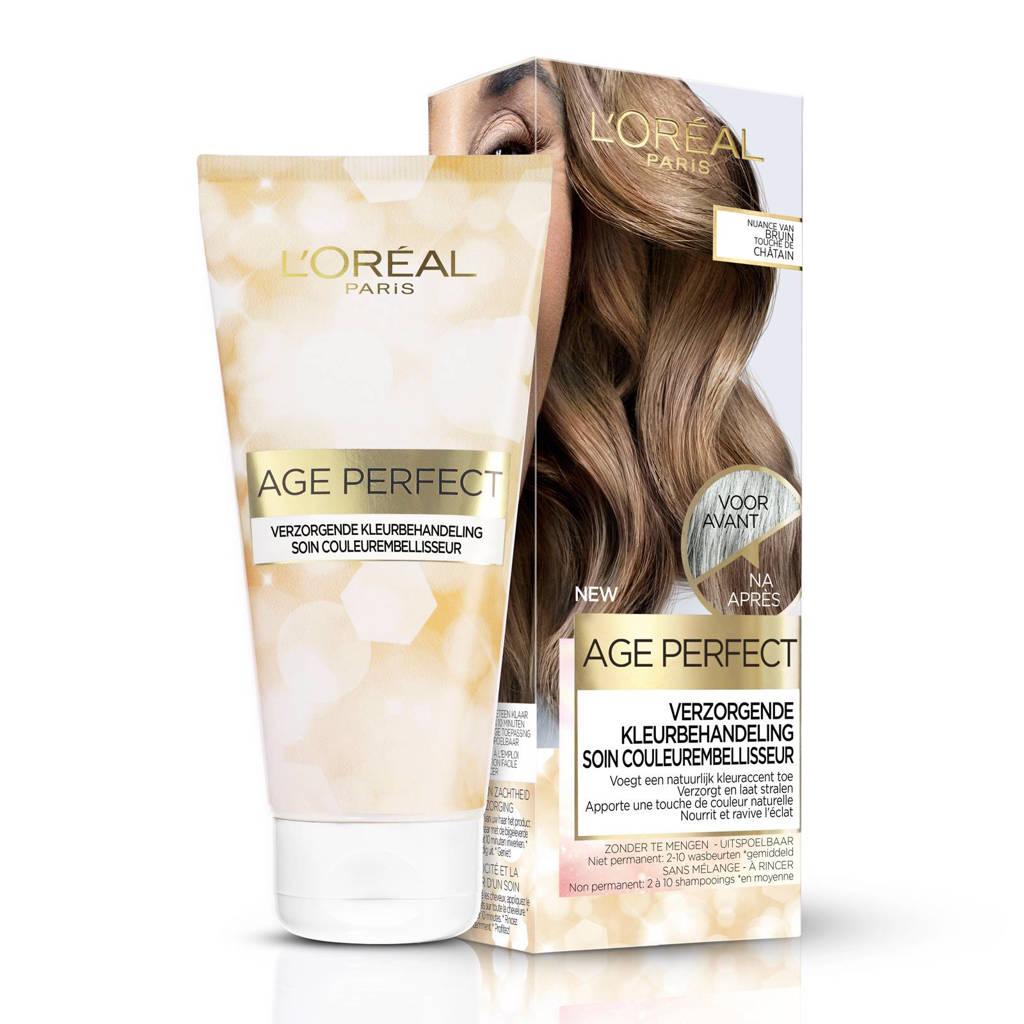 L'Oréal Paris Coloration Excellence Crème verzorgende haarcrème - Nuance van Bruin