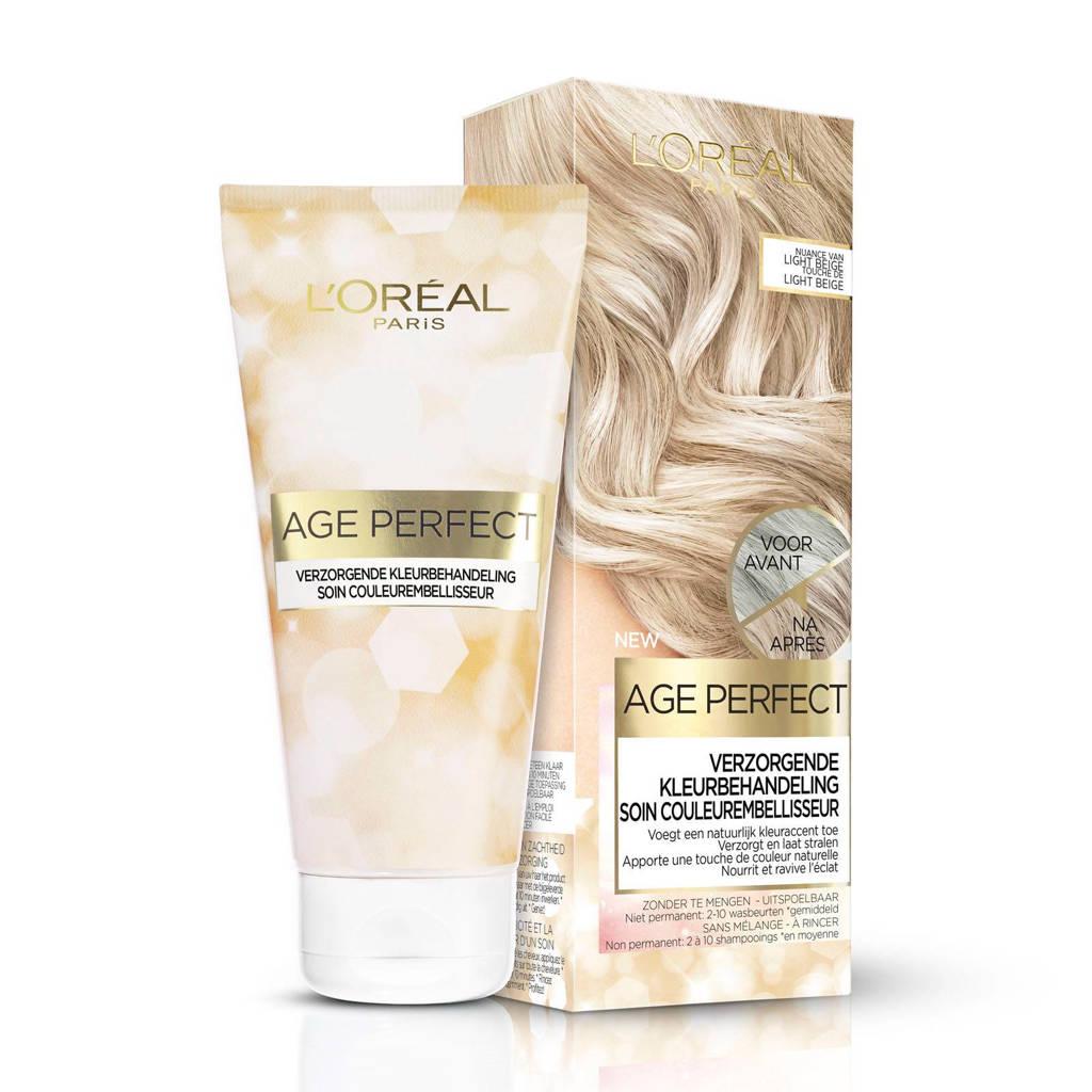 L'Oréal Paris Coloration Excellence Crème verzorgende haarcrème - Nuance van Beige