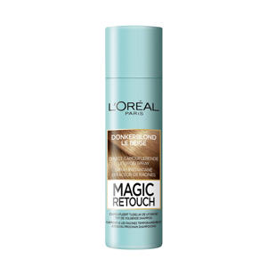 Coloration Magic Retouch 2 - Donkerblond - Uitgroei Camoufleerspray 150ml