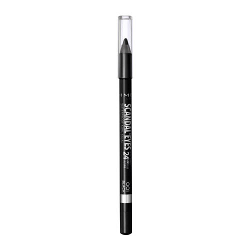 Rimmel London Scandal'Eyes Waterproof Kohl Pencil - zwart