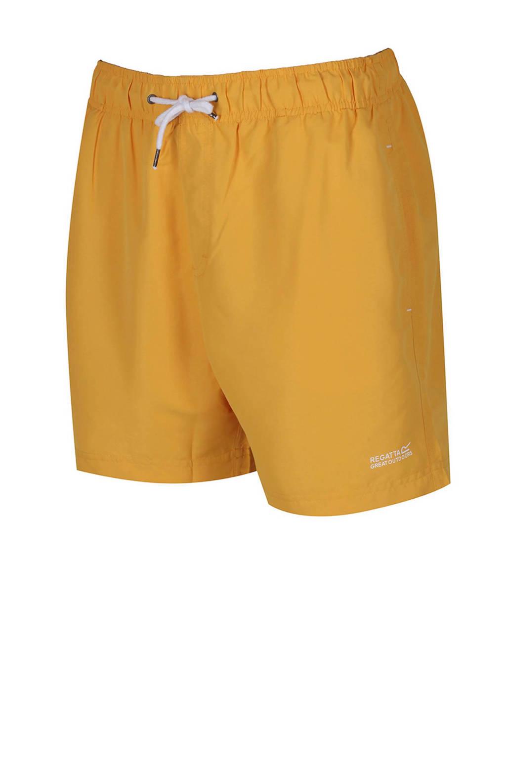 Regatta Mawson zwemshort geel, Geel